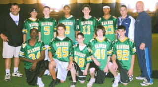 The Unbeatable Hamden Team